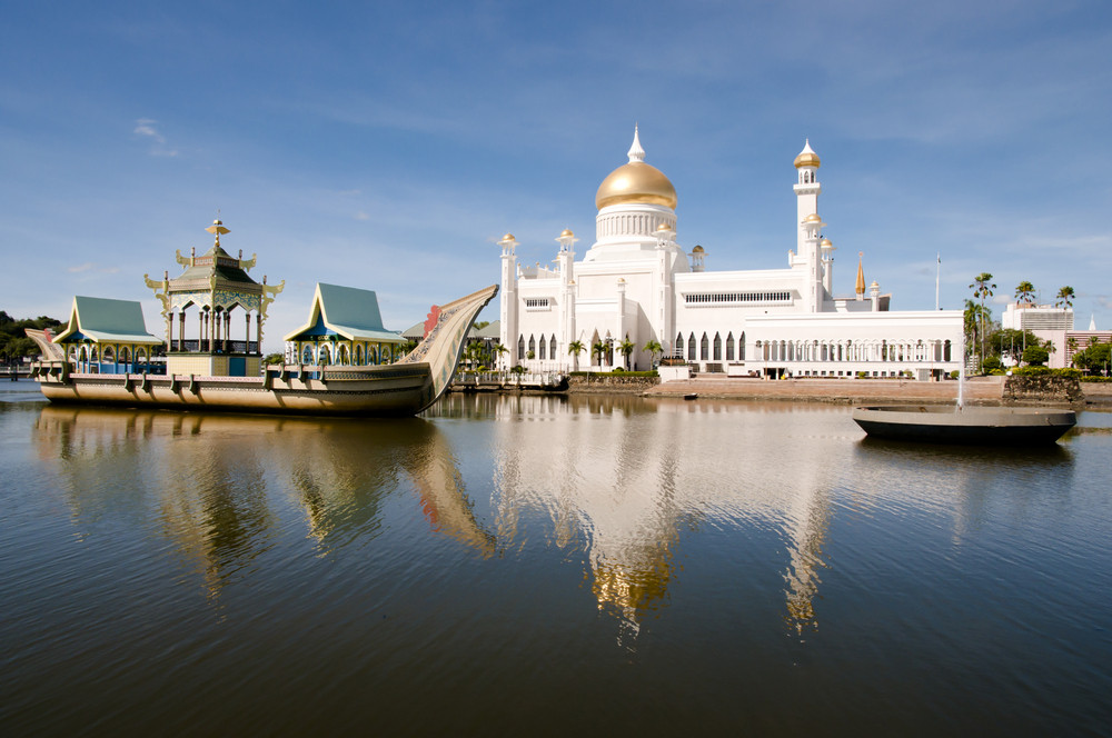 Brunei attracts Indonesian tourists in large numbers