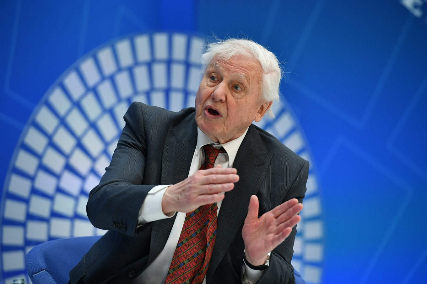 UK's Attenborough says 'moment of crisis' has come on climate
