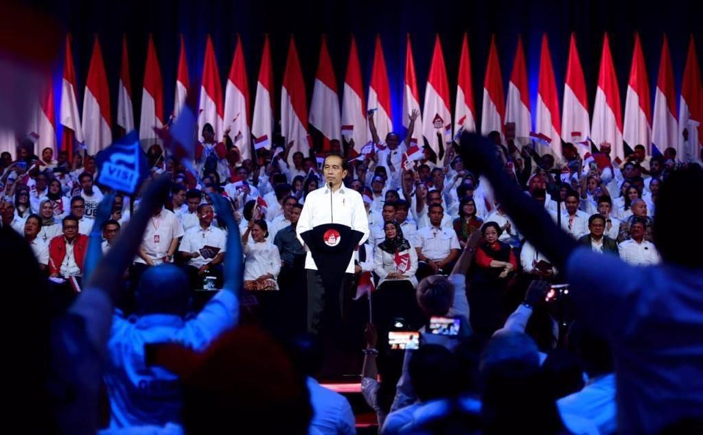 Jokowi's march of progress