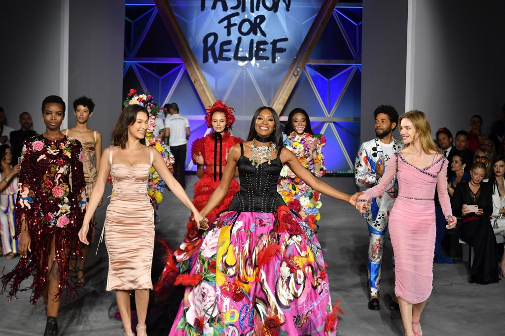 Fashion For Relief gala will return to London in September