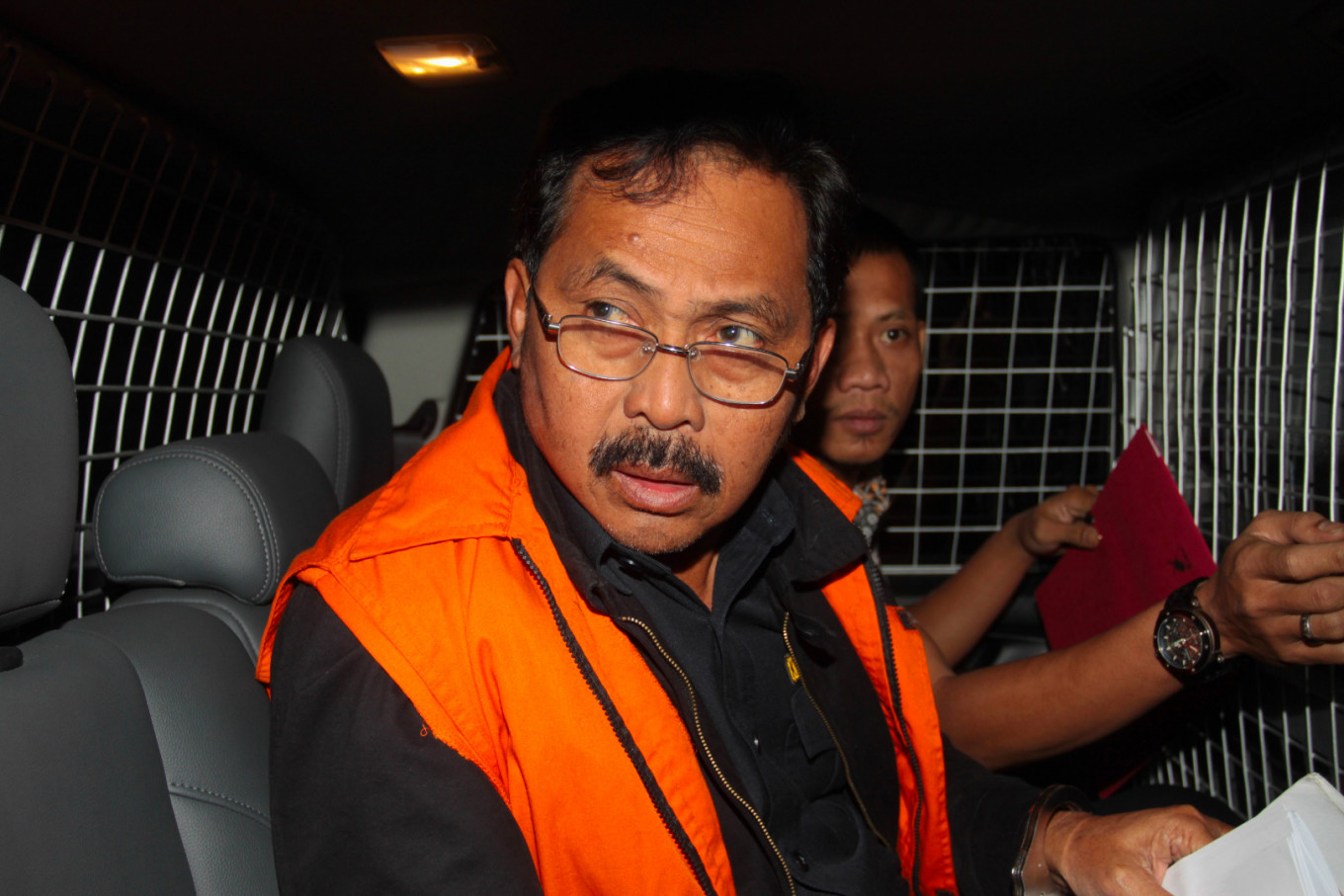 Riau Islands governor Nurdin Basirun sentenced to four years in prison for bribery