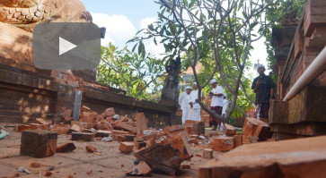 6-magnitude earthquake hits Nusa Dua, Bali