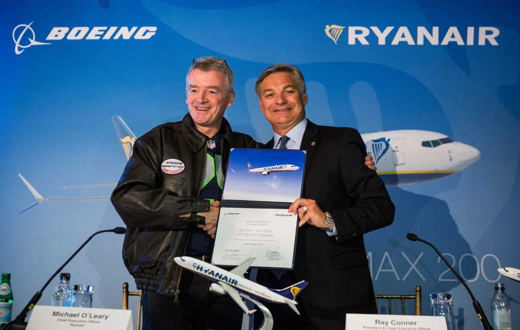 Ryanair closing bases due to Boeing 737 MAX crisis