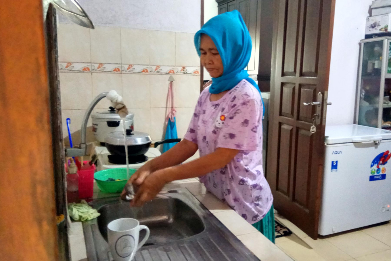 'What about us?': Domestic workers feel neglected amid virus outbreak