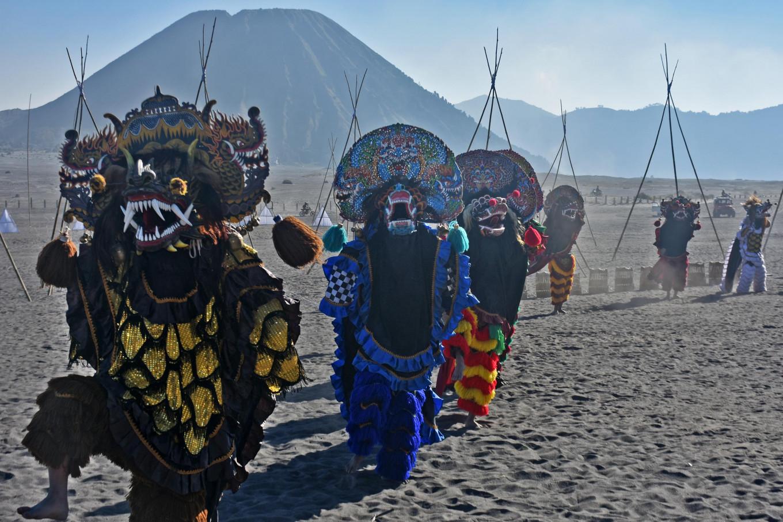 Eksotika Bromo presents traditional art, dance performances