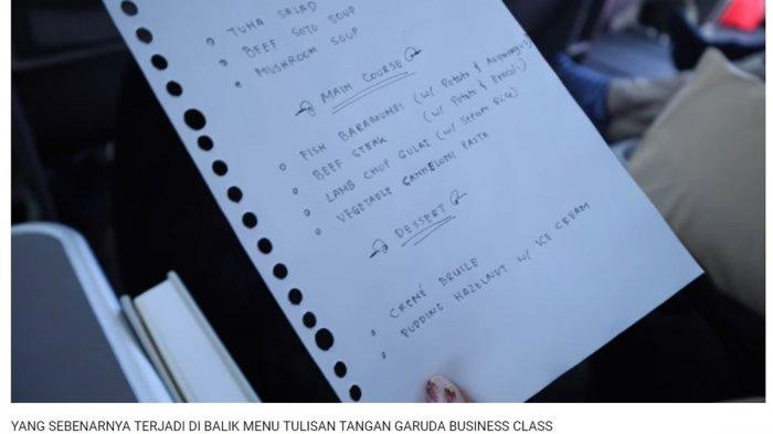 Garuda Indonesia employees revoke police report against YouTubers