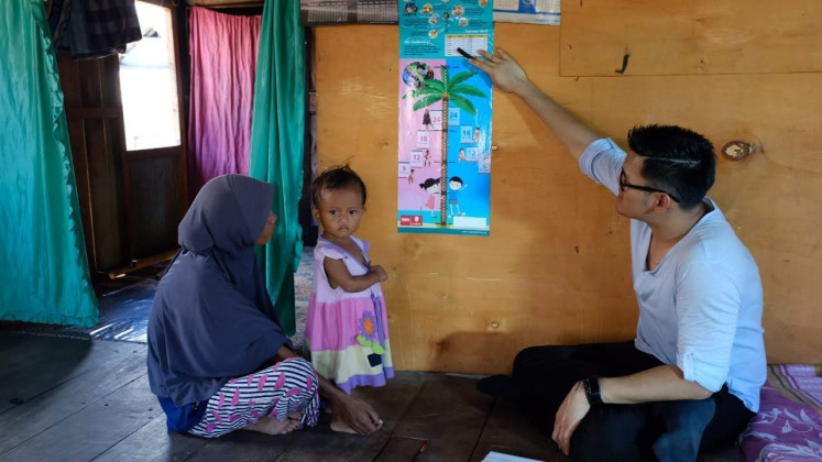 Why the private sector should invest in stunting reduction in Indonesia