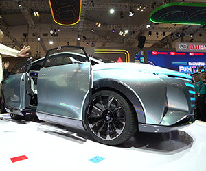 Electric, hybrid cars to take center stage: GIIAS 2019