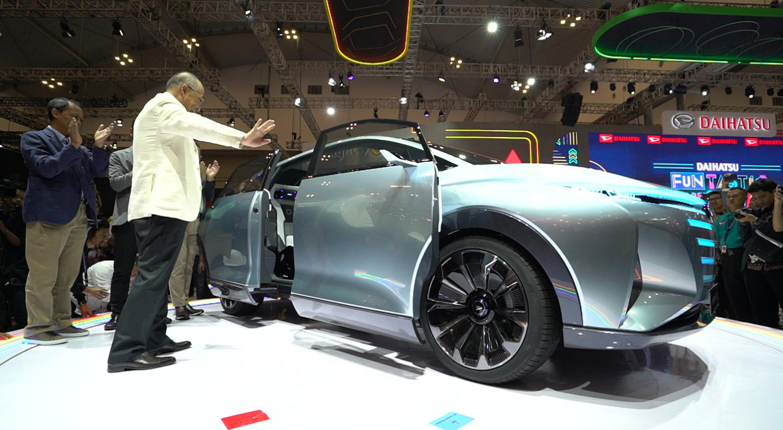 Electric, hybrid cars to take center stage: GIIAS 2019