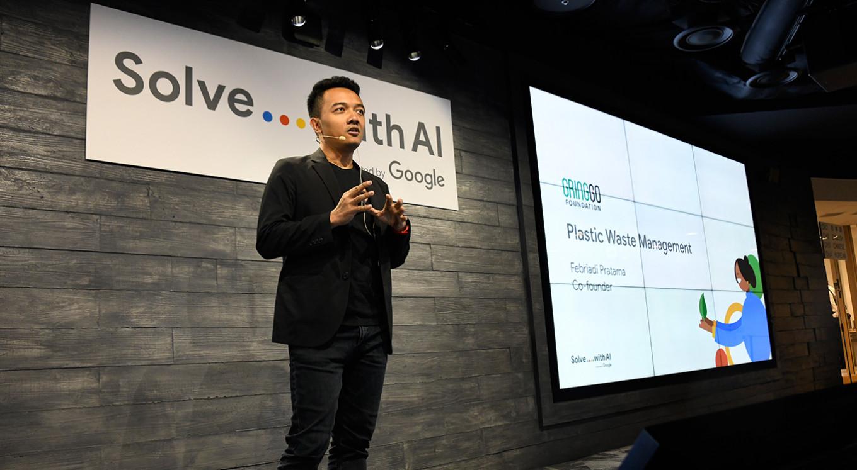 Google-backed Bali start-up tackles waste crisis with AI