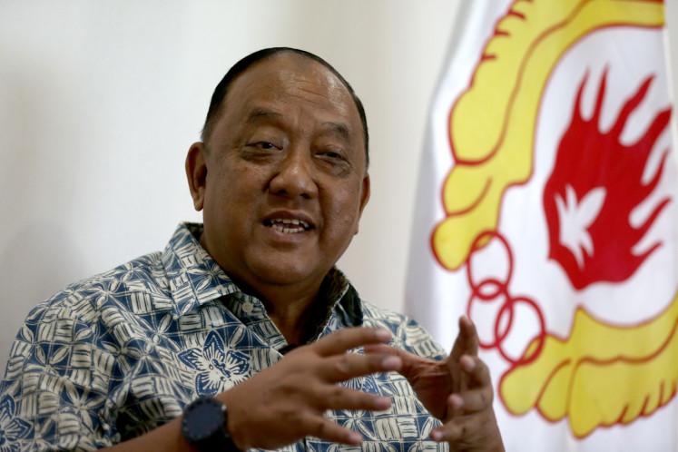 Strengthened KONI vital to national sports development: Chief