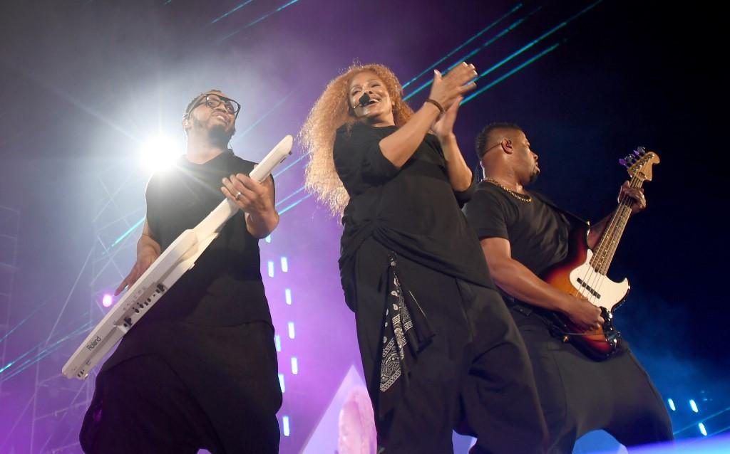 Janet Jackson in Saudi concert boycotted by Nicki Minaj