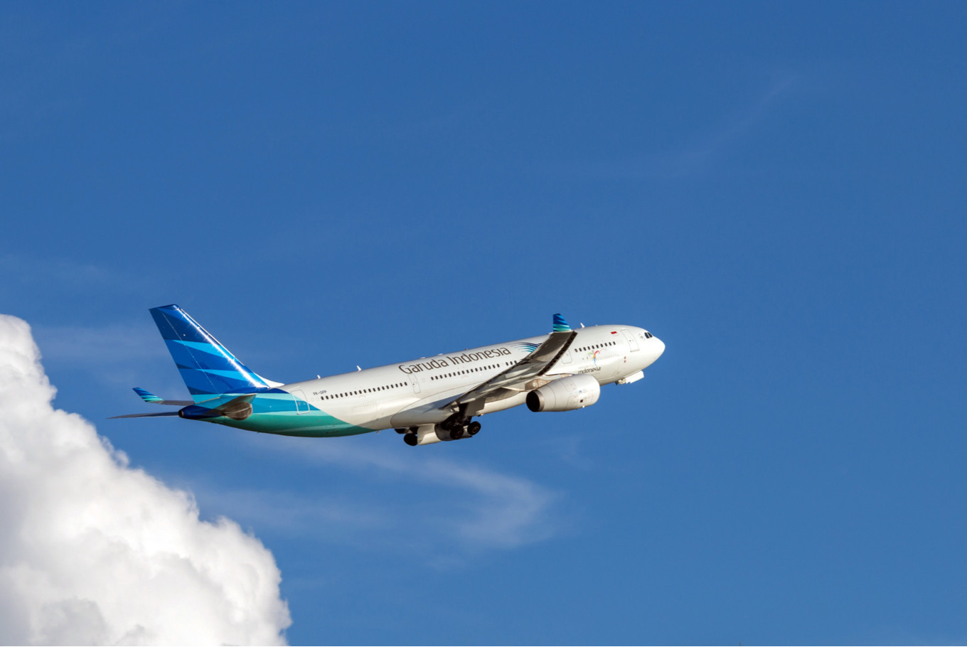 Garuda disinfects aircraft following report of confirmed coronavirus case on Bali-Shanghai flight
