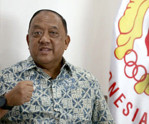 Discourse: Strengthened KONI vital to national sports development: Chief