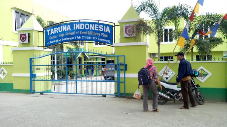 Second student dies after harsh orientation program at Palembang high school