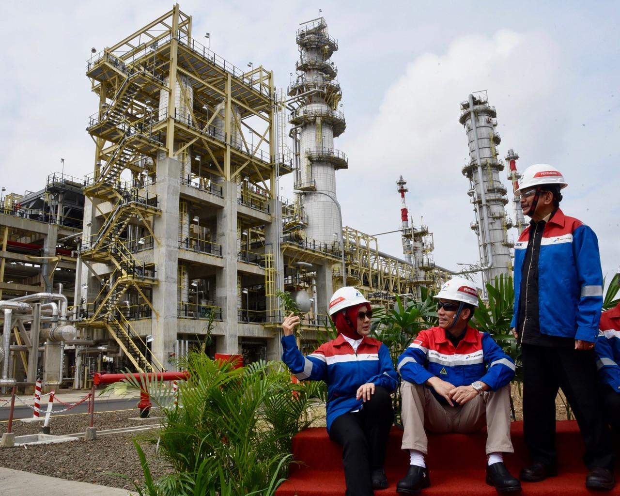 New Cilacap refinery to produce 60 percent more RON92 gasoline