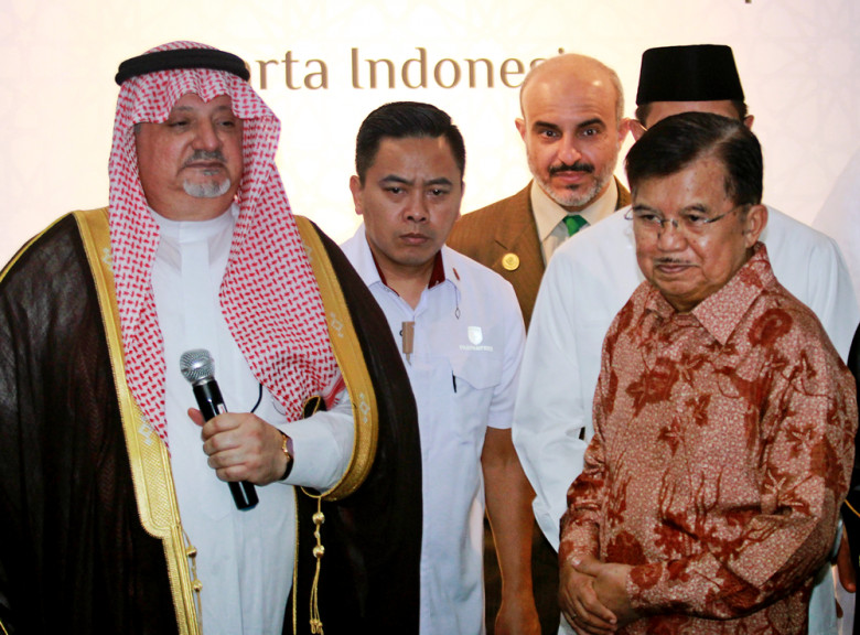 Saudi ambassador rewards free haj to ITB's top graduates