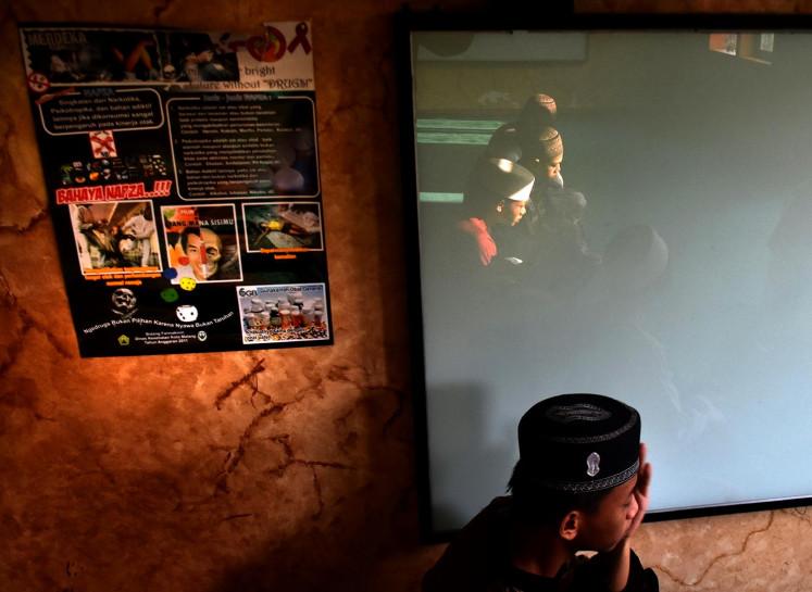 Dreams of drug-free life at Islamic boarding school