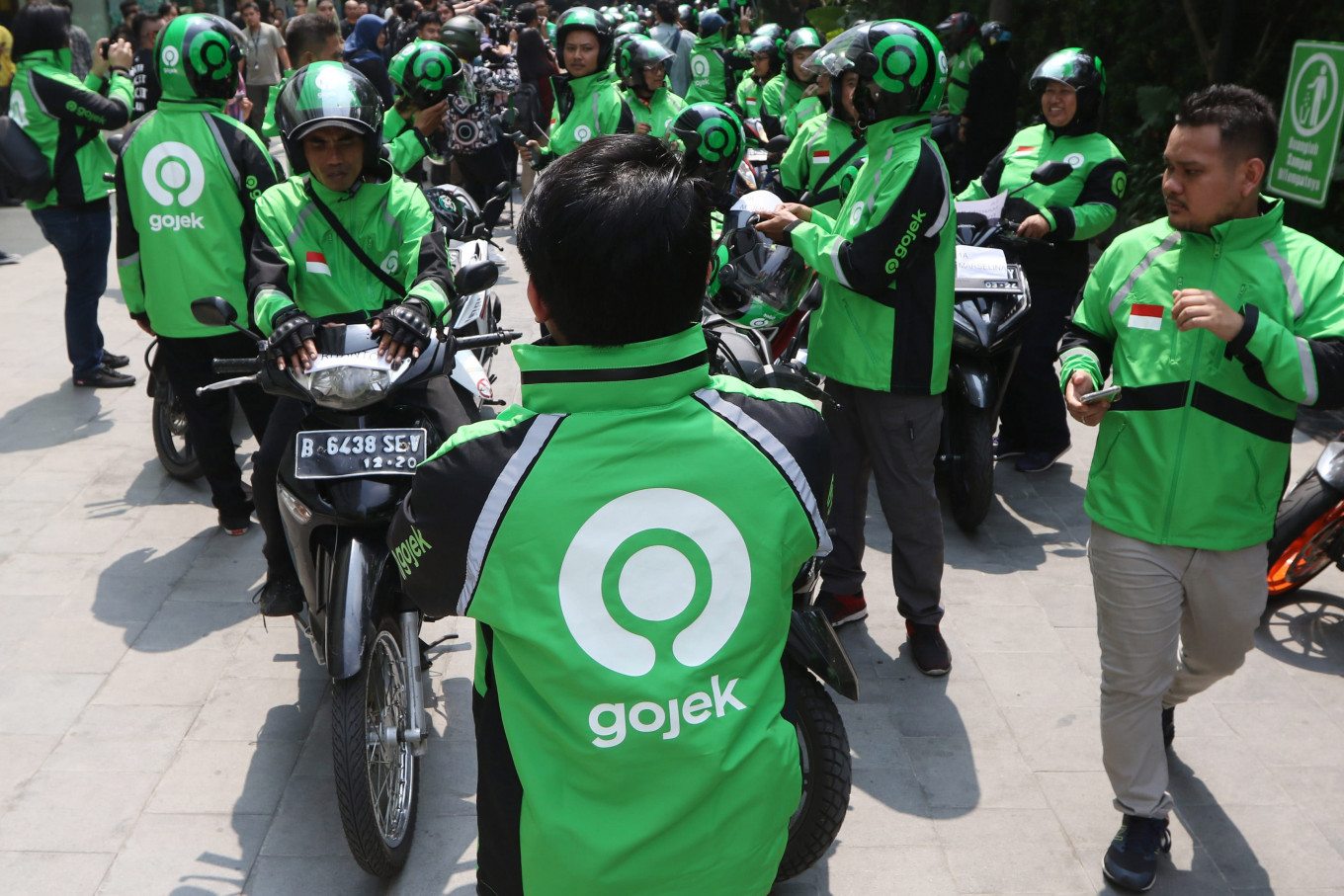 Gojek, Grab prices now included in inflation calculation as they 'grow significantly'