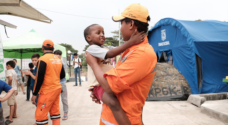 Jakarta seeks long-term solution for refugees