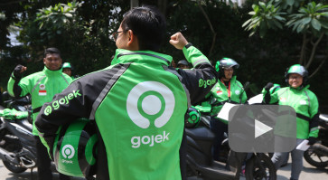 Go-Jek's new logo signifies fresh ambitions