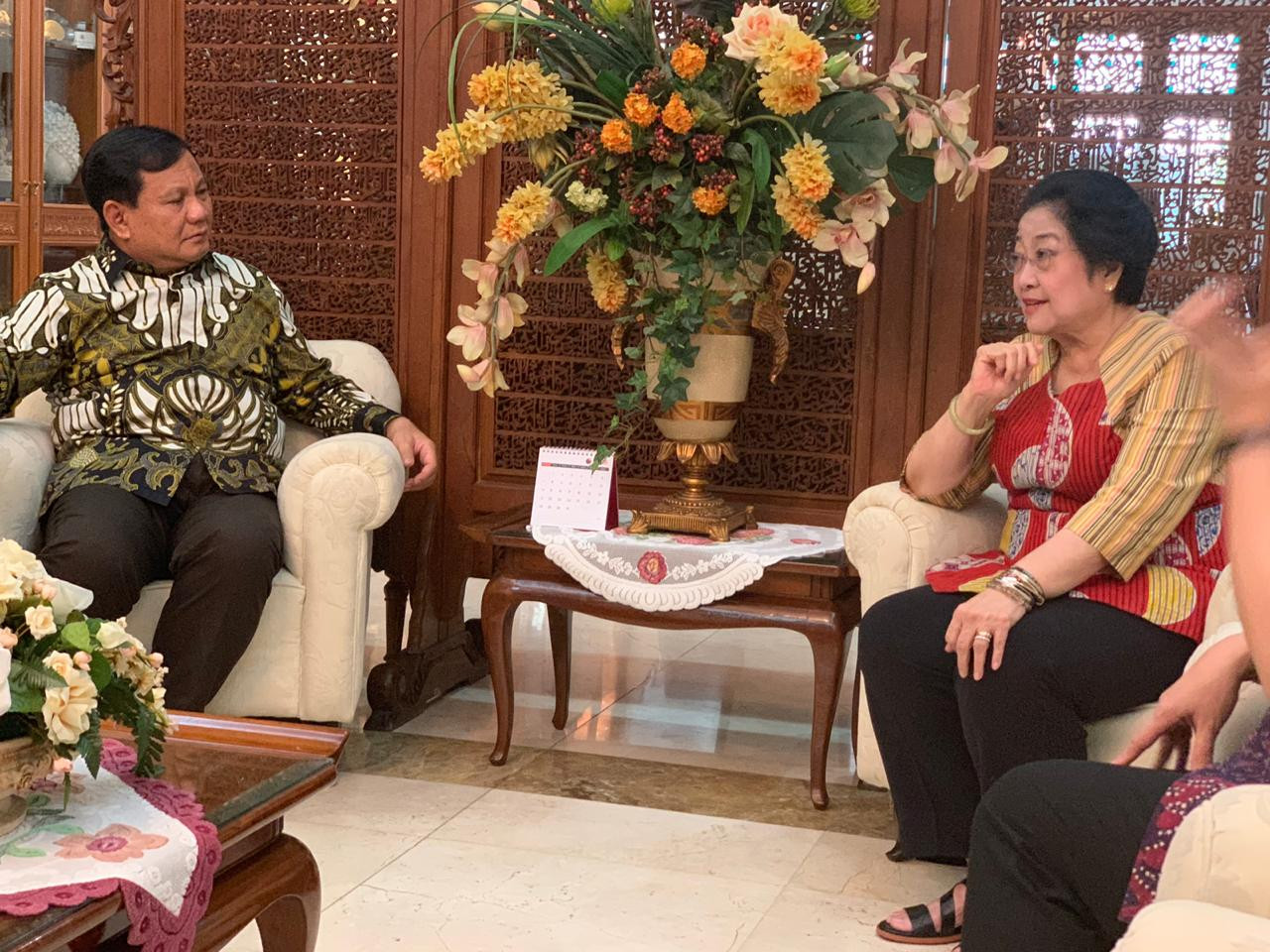 'We can't force or beg': Gerindra wants other parties in ruling camp to open doors