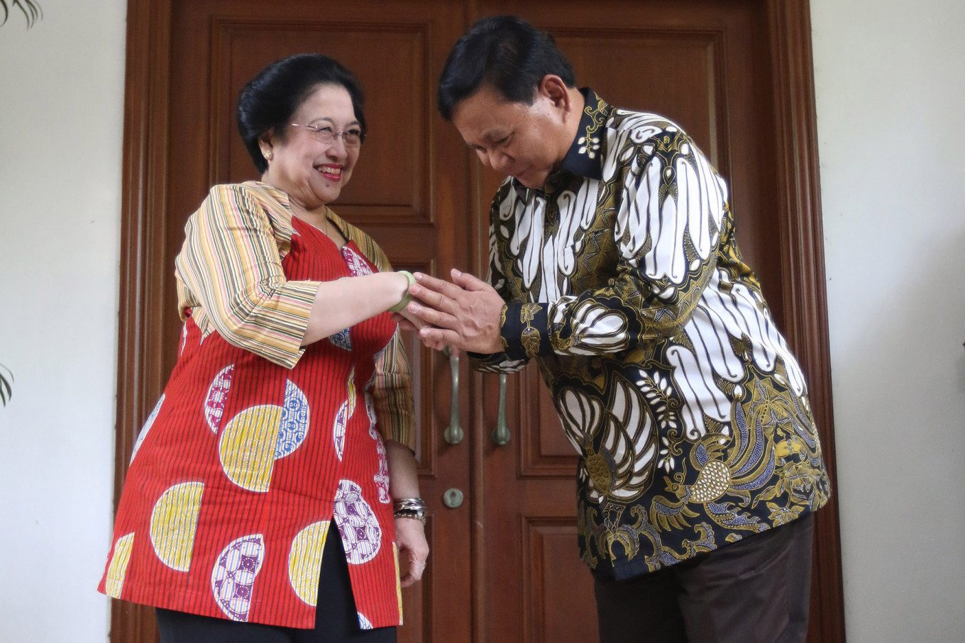 I helped Prabowo when he was 'abandoned' and 'stateless': Megawati