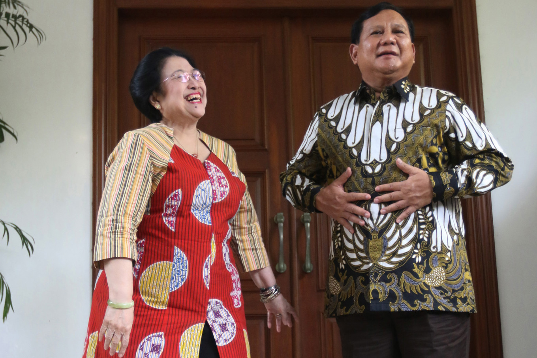 Megawati's fried rice diplomacy