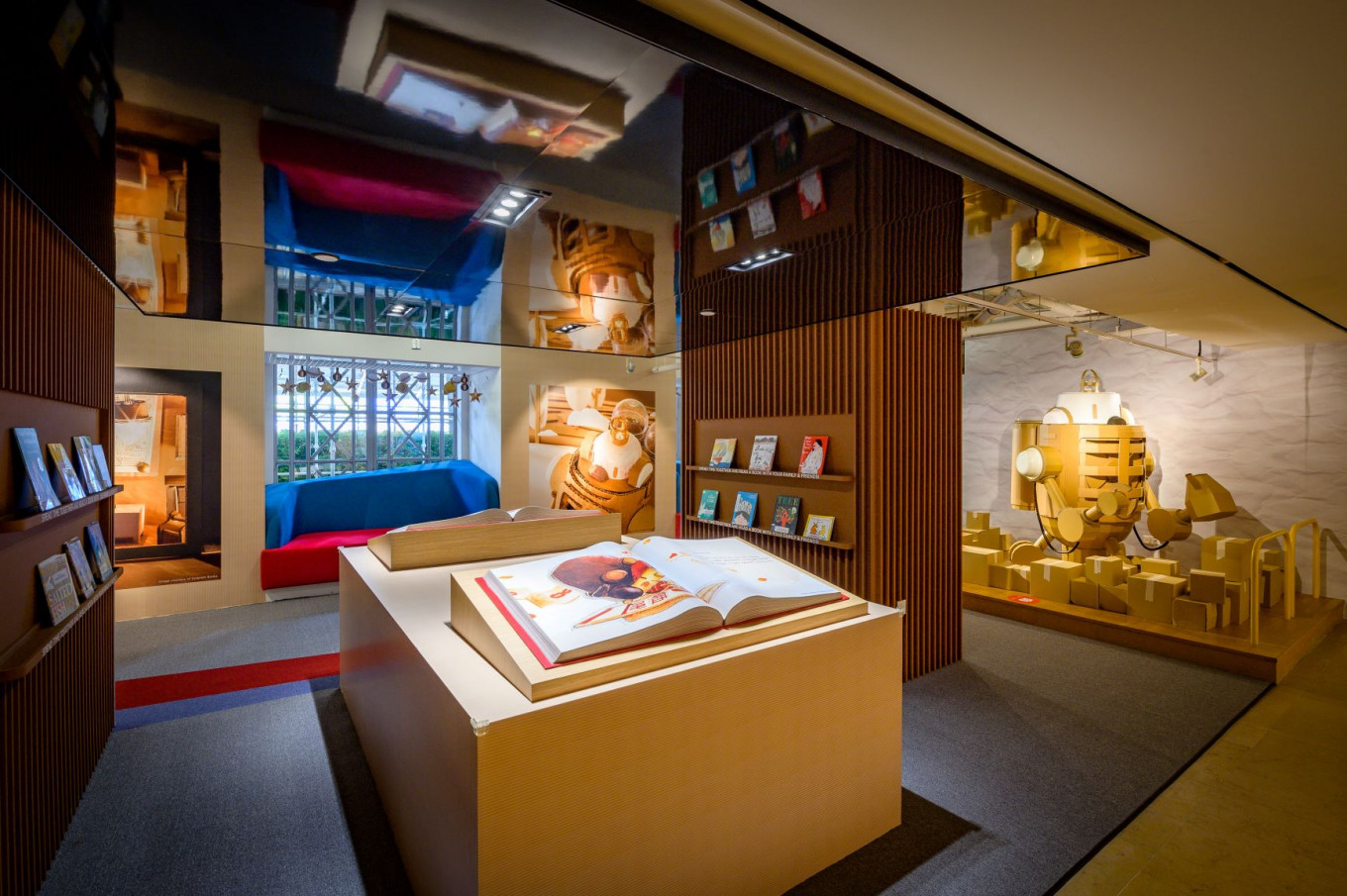 Singapore exhibition  sets to inspire young, curious minds