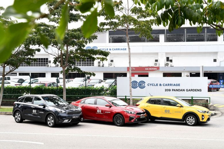 Cycle & Carriage Singapore enters car leasing business, ties up with Gojek