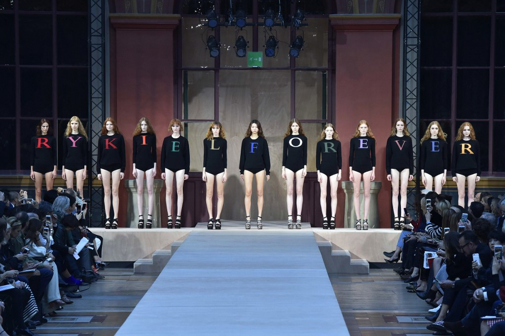 Fashion mourns end of the line for Sonia Rykiel