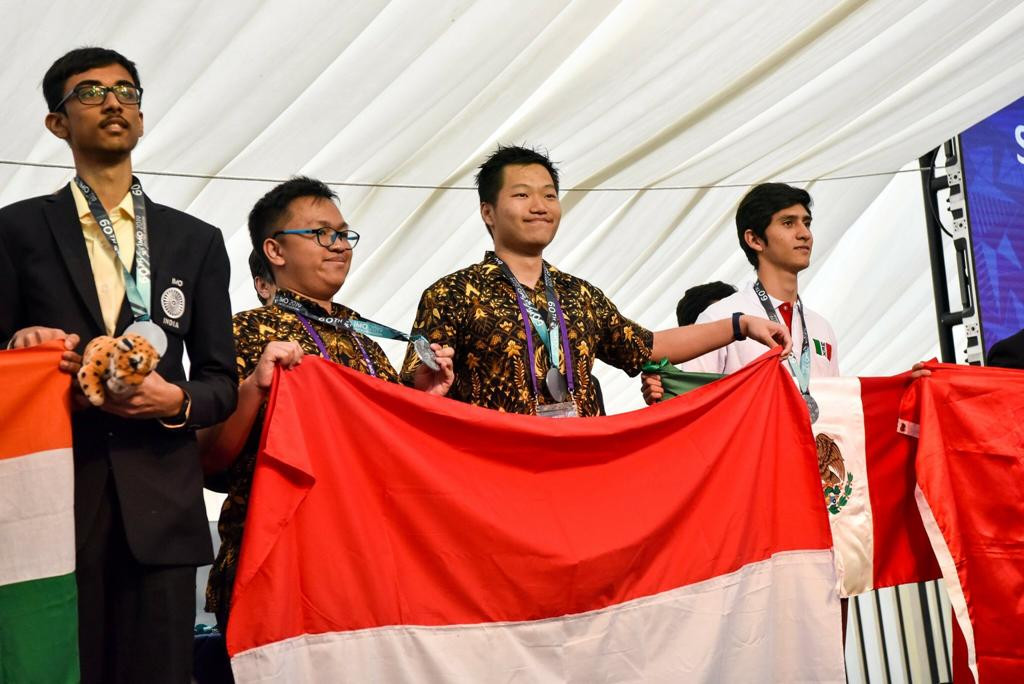 Indonesian students secure six medals at International Mathematical