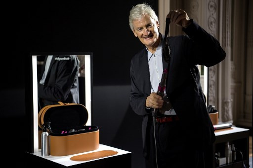 Dyson buying second Singapore luxury property: Report