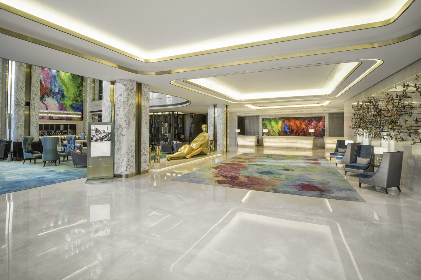 New place to meet, stay in South Jakarta: InterContinental Jakarta Pondok Indah
