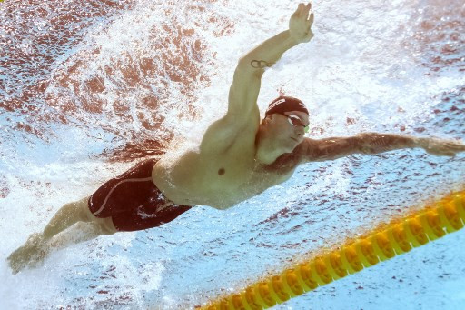 Swimming at the 2019 World Aquatics Championships – Men's 100 metre butterfly