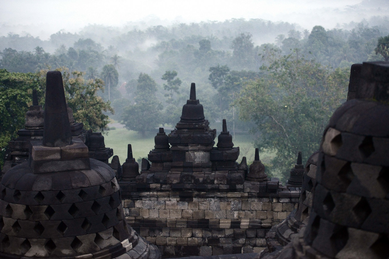 Unraveling ancient secrets of Borobudur