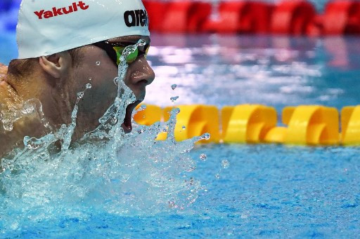 Hungarian swimmer held in Korea over alleged sexual harassment