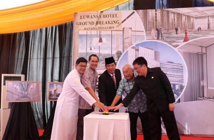 Santini Group to build Luwansa hotel in Manado