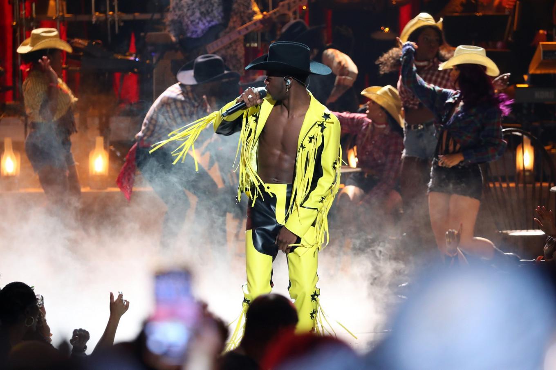 Black lives celebrated and mourned at emotional BET Awards