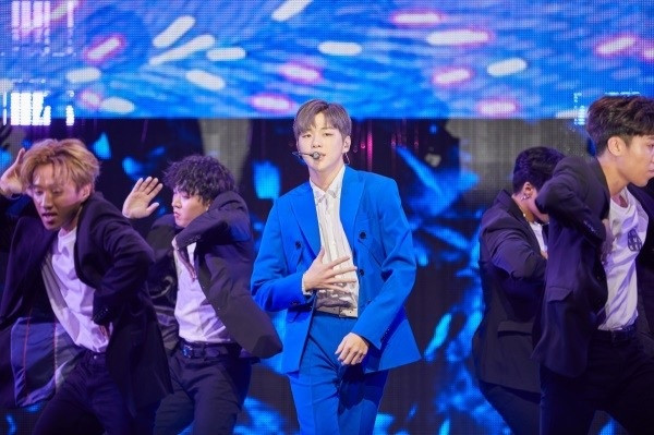 Kang Daniel makes much-anticipated solo debut