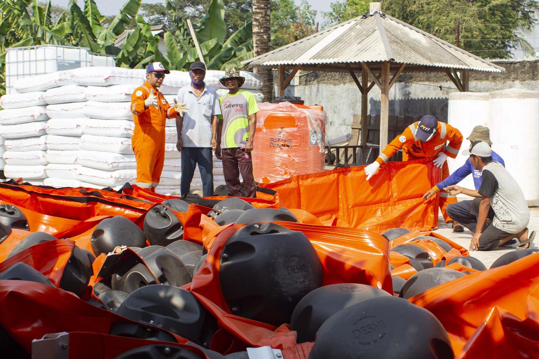 Effort to stop leak in ONWJ well reaches 19.5 percent: Pertamina