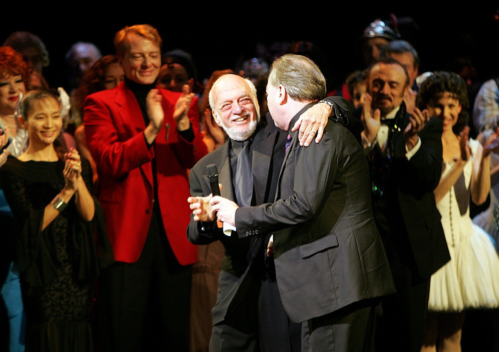 Broadway icon Harold Prince dead at 91