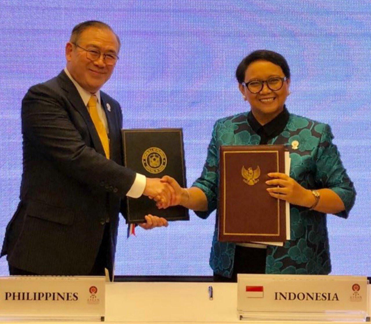 Philippines, Indonesia demarcate EEZ boundaries
