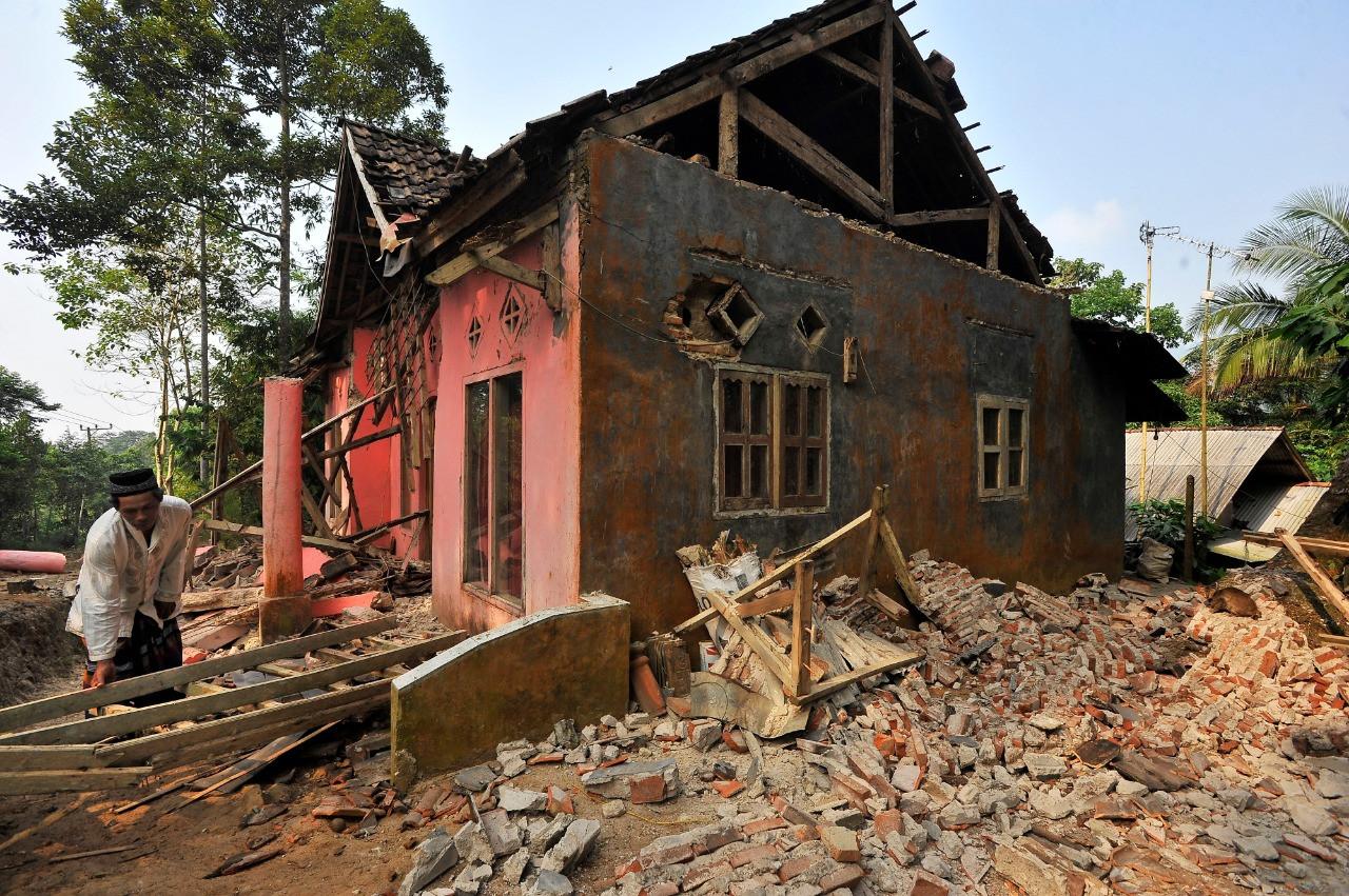 Banten jolt revives megathrust earthquake fears