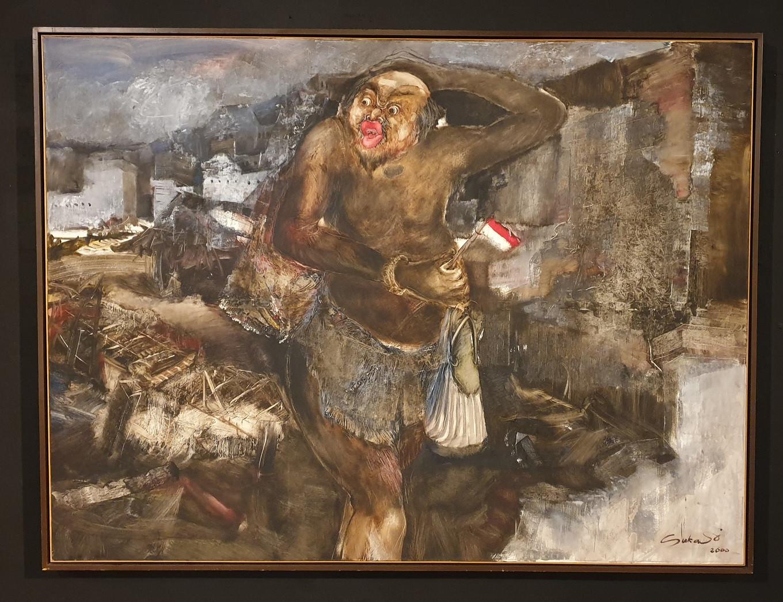 Orang Gila (2000) by Nyoman Sukari