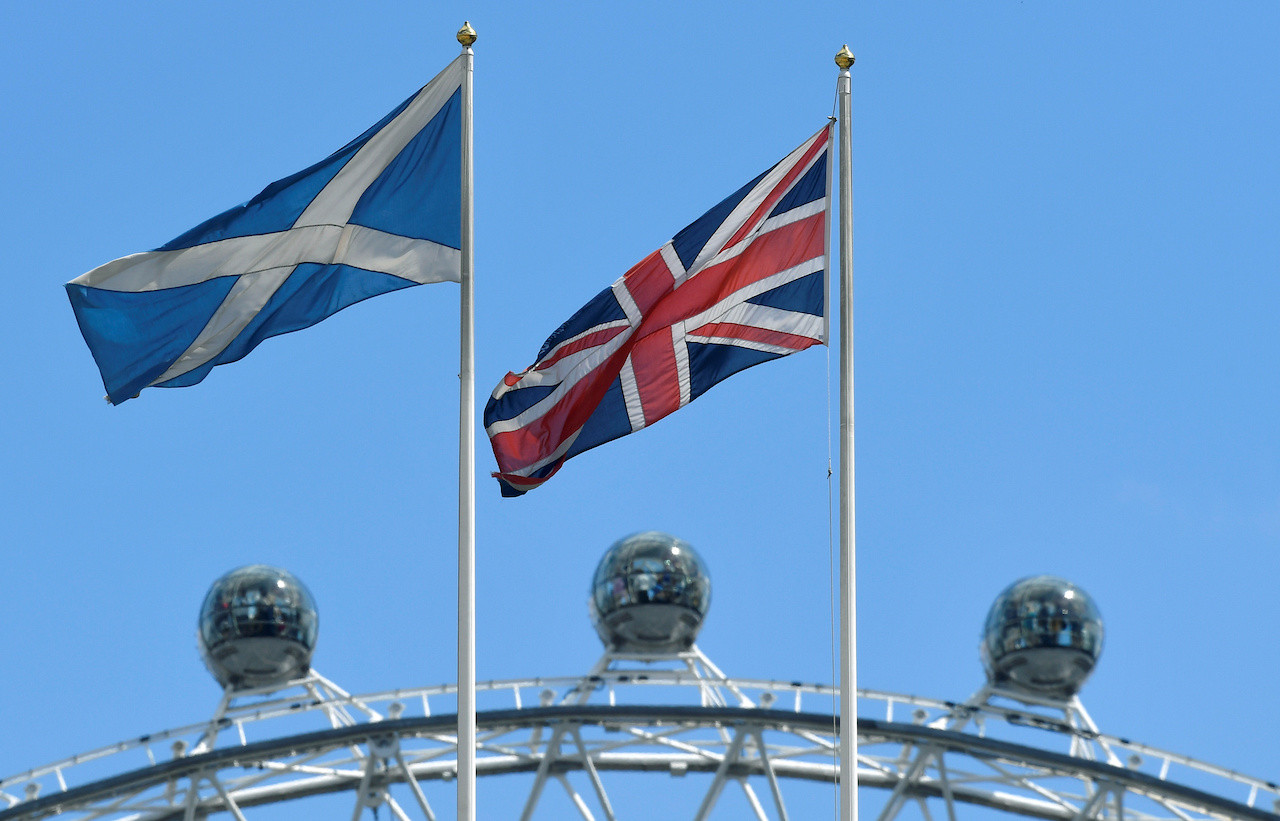 Scotland would vote for independence: Ashcroft poll