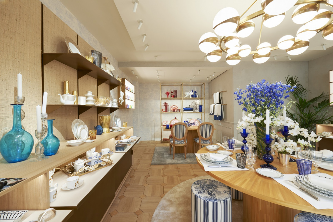 Home is where the heart beats, dreams find place: Dior Maison opens at Avenue Montaigne
