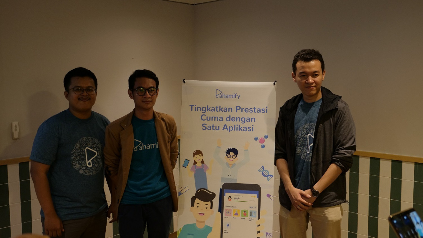 New app seeks to make learning more enjoyable for students