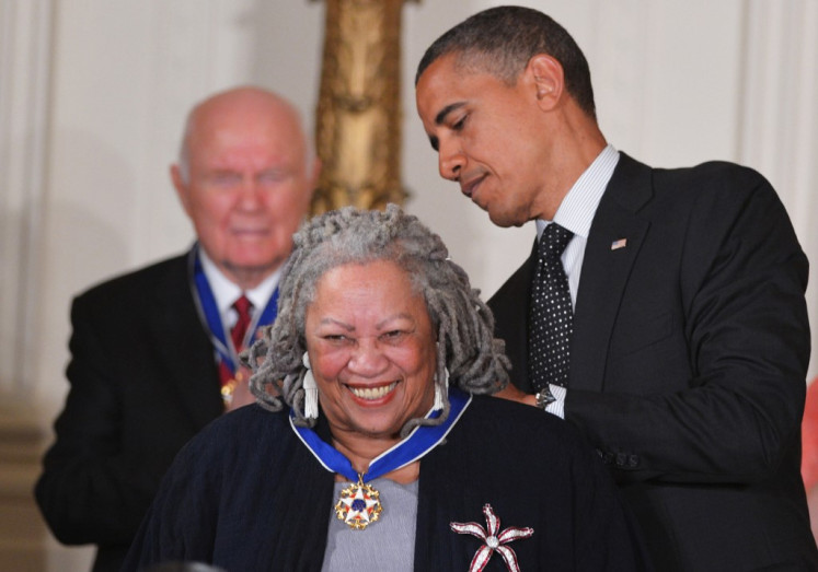 Toni Morrison: Five key novels