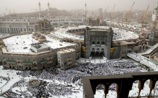 More than two million Muslims begin haj pilgrimage